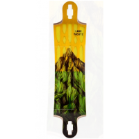 Landyactz Hallowtech Switchblade 40 Mountain Yellow Longboard (10 x 40)