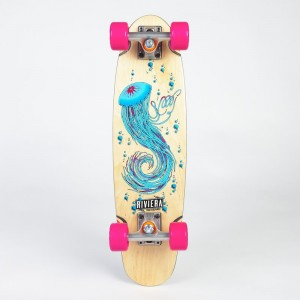 Riviera Loose Grooves Skateboard (7 x 26)