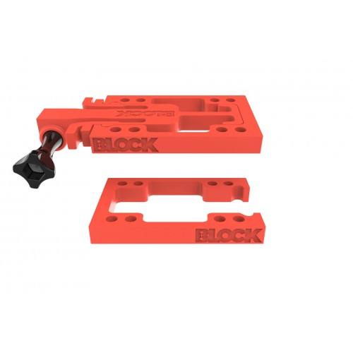 BLOCK Risers GoPro Red