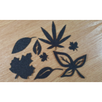 Assorted Leaves Grip (Pack)
