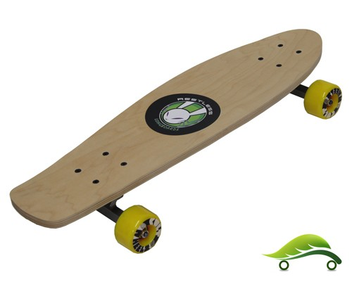 featured mini skateboard: the Green Tail