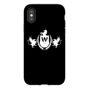 iPhone X Whatever Skateboards Phone Case