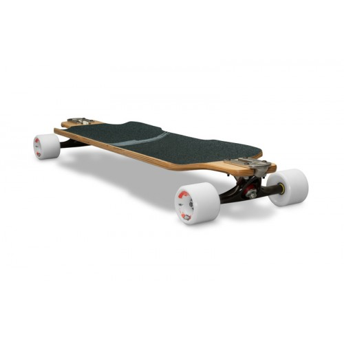 featured downhill longboard: the FUBAR DROP-THRU