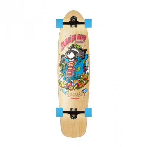 featured cruiser longboard: Restless Beebop