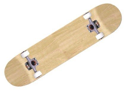 featured park / street skateboard: the classic Park Deck