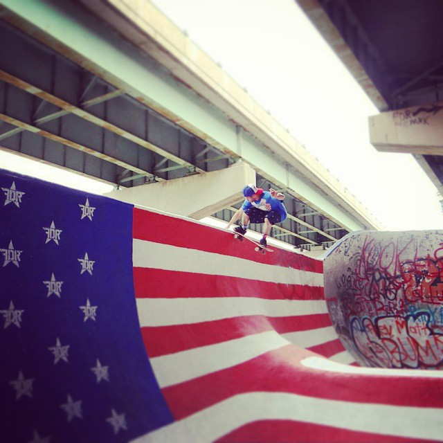 @360__mike shreddin at FDR skatepark in philly #skateboarding #skateboard #skate #sk8 #skatelife #skateart #skateboardart #americafuckyeah #americafyah #americanflag #philly #fdrskatepark #pa #sk8ordie #skateordie #skateeverydamnday #skateeveryday #sundayfunday #sunday #whatever #whateverskateboards