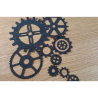Assorted Gears Grip (Pack)
