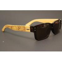Wood Sunglasses - Inca