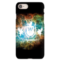 iPhone 8 Whatever Skateboards Nebula Phone Case