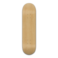 Blank Park Skateboard Deck 8.5 x 32 1/8