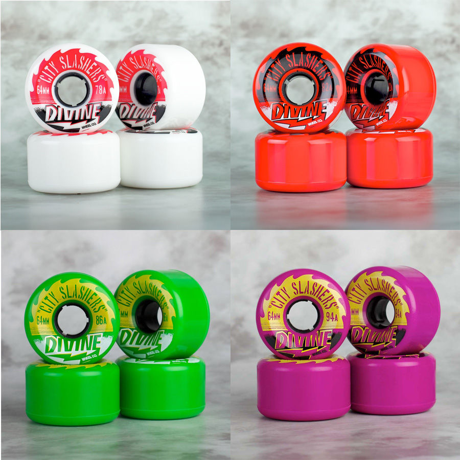 wheels - Skateboard Design Ideas