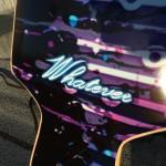 Custom Whatever Longboard (Perfecto 39)