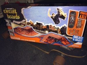 Tony Hawk Circuit Boards Box 4