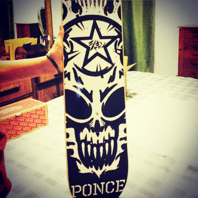 custom deck design by @andres__1717 #customskateboard #skateart #skateboardart #customskateboards #customskatedeck #ooak #skatelife #skateclipsdaily #skategram #skategraphics #design #art #skull #skateeverydamnday #sk8 #sk8board #sk8boarding #skateordie #designyourown #designers #skateordont #skater #customdeck #whatever #whateverskateboards