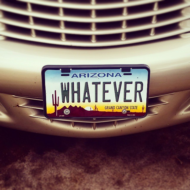 These zonies got the right idea...#WHATEVER  #whateverskateboards #sandiego #sandiegoskateboarding #california #arizona #zonies #zonie #cali #socal #roadrippers #roadtrip #roadtrippin #licenseplate #licenseplates #funny #whatev #whatevs #photo #pb #pacificbeach #northpb
