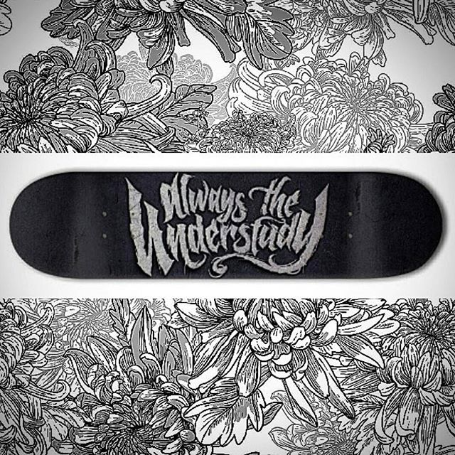custom skateboard design by @alwaystheunderstudy  # thanks for the tag #skateboardart #skateboard #sk8 #skateboarding #skatelife #customskateboards #skateboards #skateboardgraphics #art #design #music #sandiego#sandiegoskateboarding #repost #tagforrepost #whatever #whateverskateboards