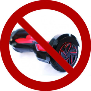 Hoverboards Are Illegal