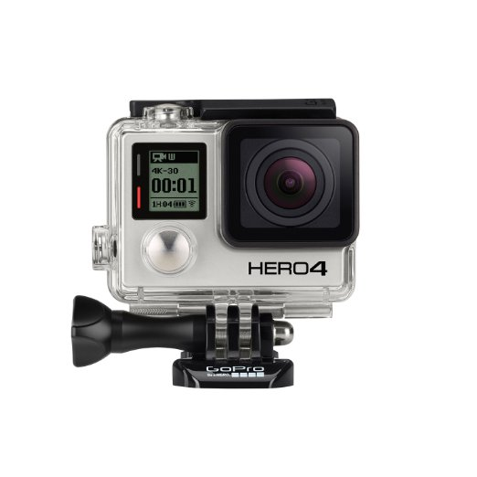 Gifts for Skaters - GoPro Hero 4