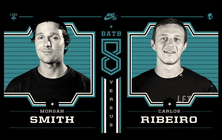 Battle at the Berrics 8 (BATB 8)