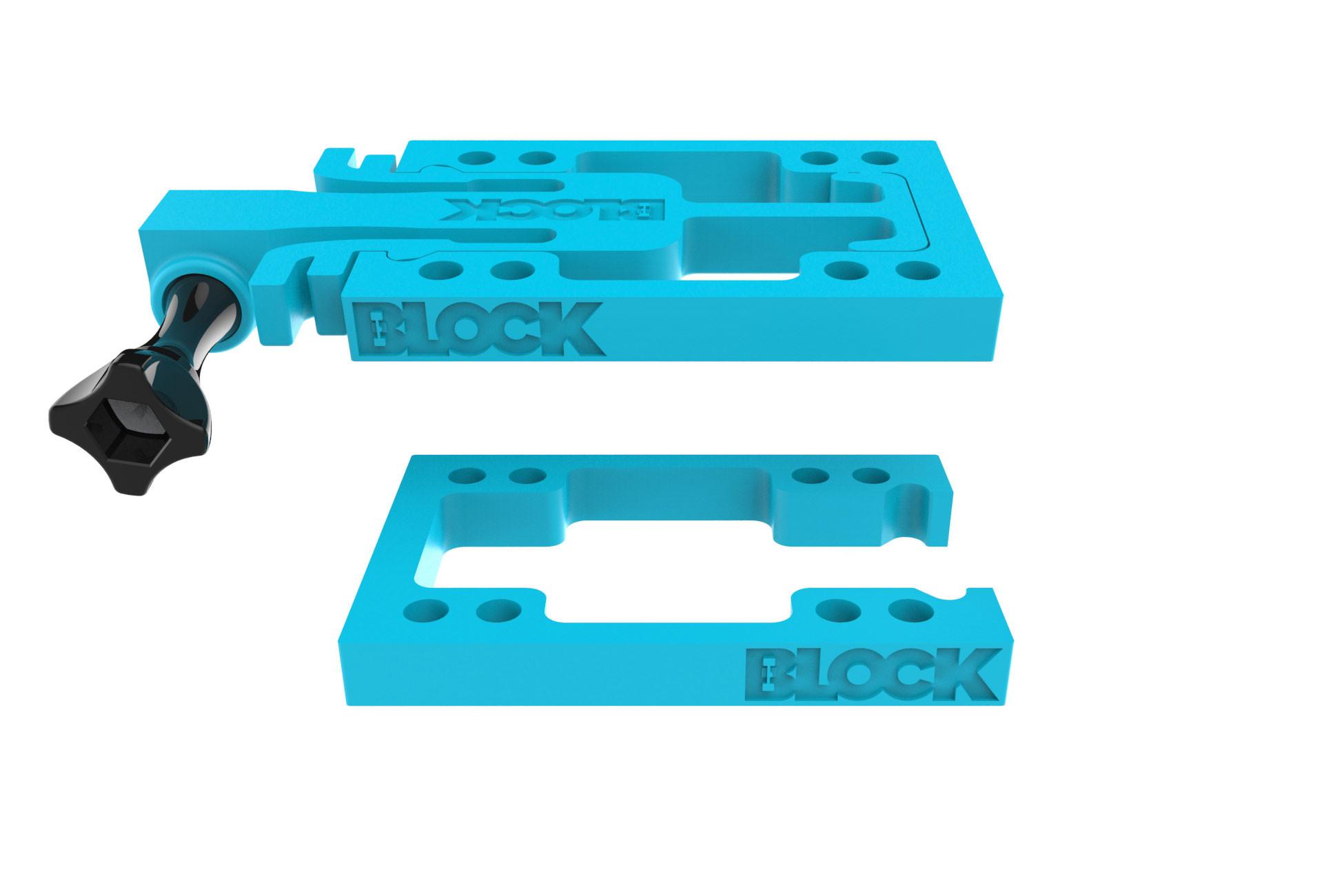 BLOCK Risers for Your Custom Skateboard!