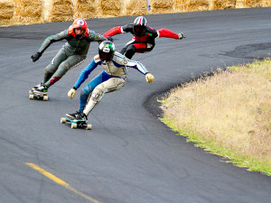 downhill longboard events