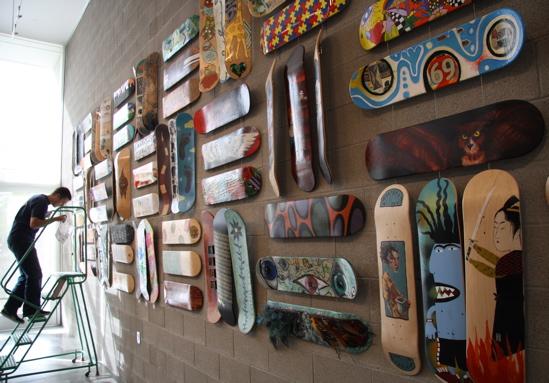 Design Custom Skateboards