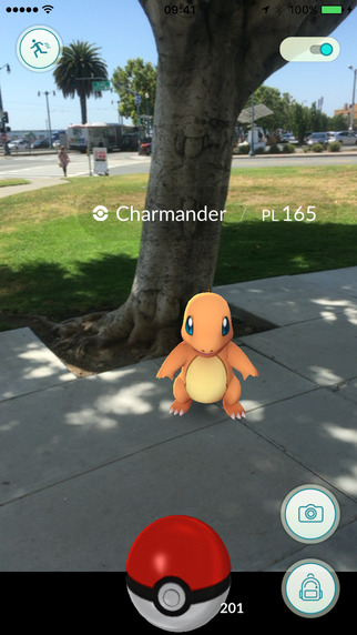 Pokemon GO Charmander