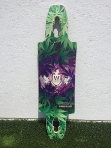 Custom Longboard Deck