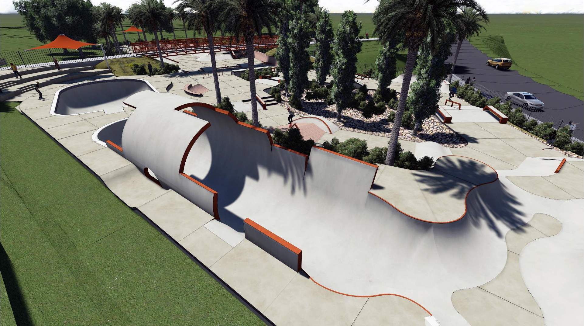 Linda vista skate park in san diego whatever skateboards linda vista skatepark 4 malvernweather
