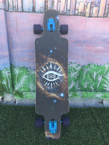 Custom Longboards Grip Tape