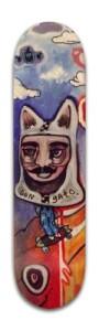 Art Skateboard